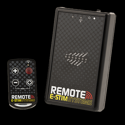 NEW E-Stim Remote